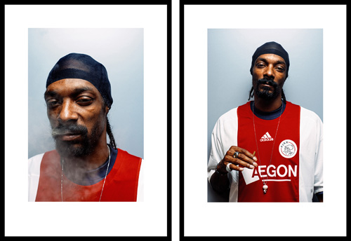 Snoop Dogg print I II
