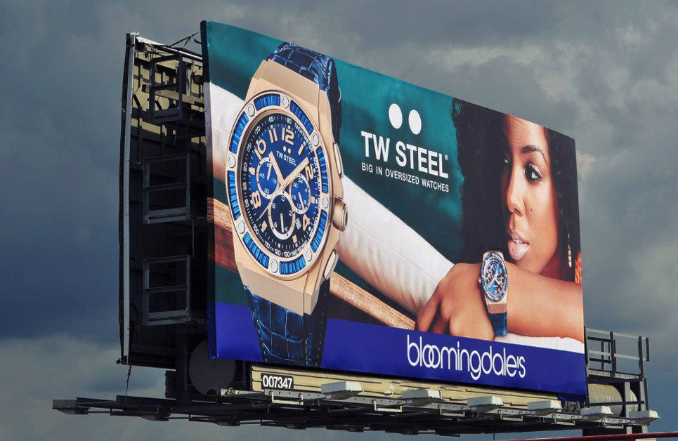 Kelly Rowland - TW Steel (2012)